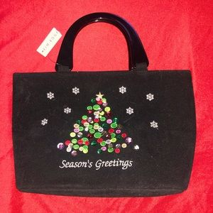 Season's Greetings Handbag